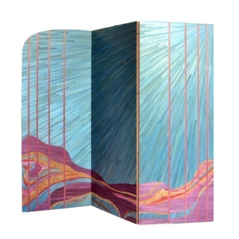 Mirage Folding Screen