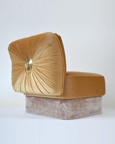 Powder Armchair by Cristina Celestino