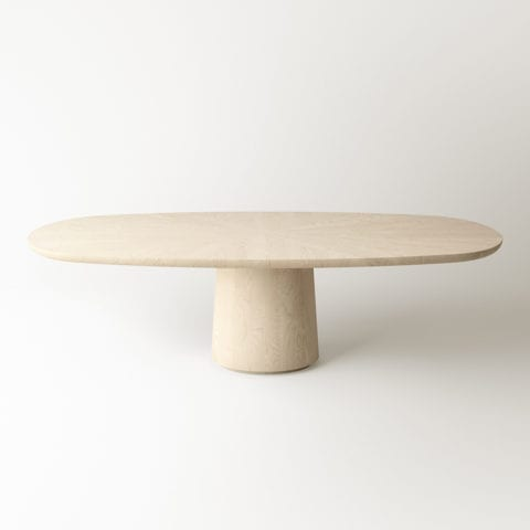 The Invisible Collection Good Day Sunshine Dining Table Damien Langlois-Meurinne