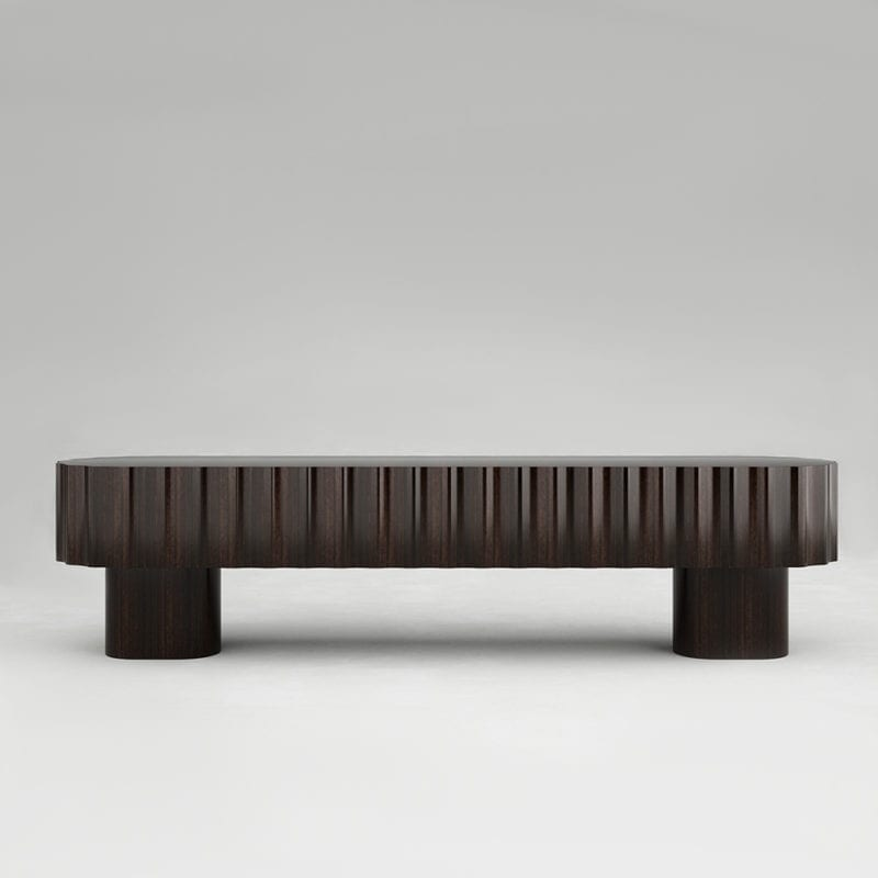 The Invisible Collection Antica II Bench Francesco Balzano