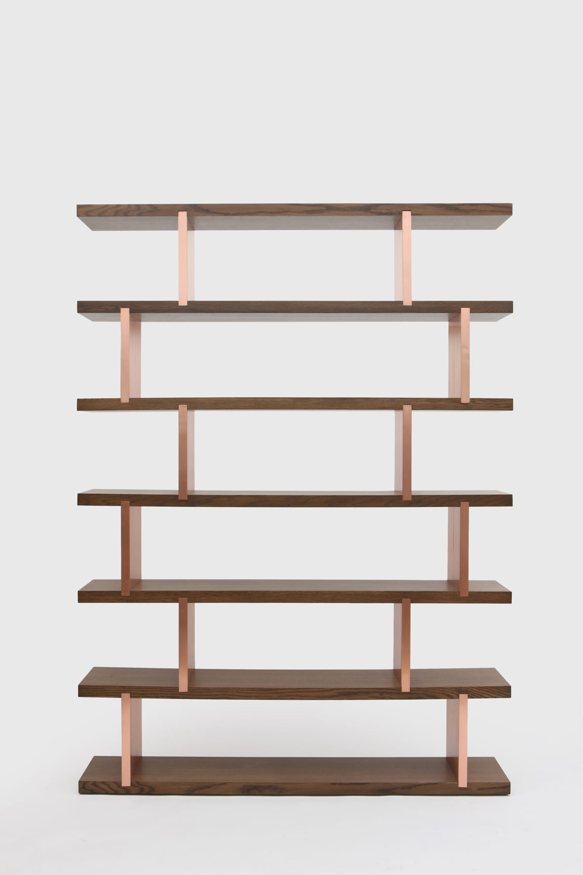 Scattered Shelving by Nada Debs