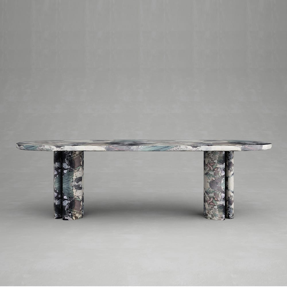 The_Invisible_Collection_FRANCESCO BALZANO_Dolce_Dining_Table