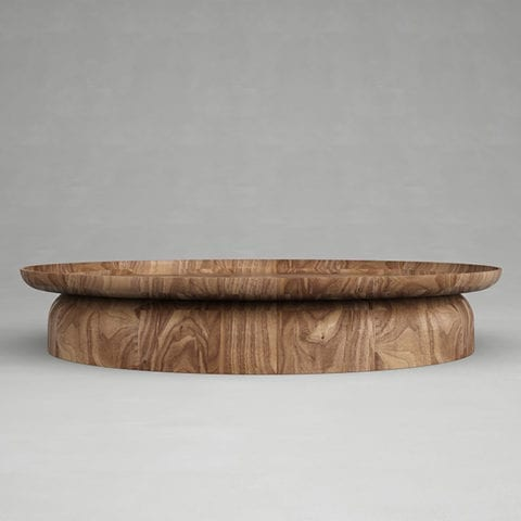 Giorgio 2 Coffee Table Walnut