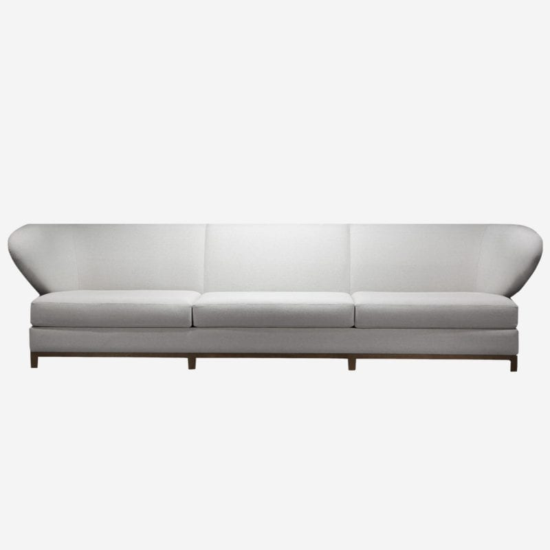 The Invisible Collection Ecart Bruno Moinard New Delhi Sofa