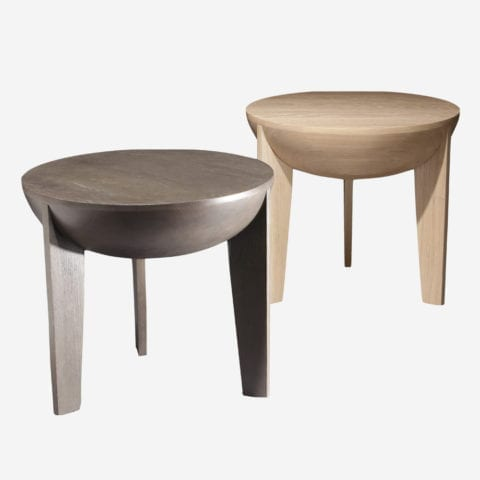 The Invisible Collection Osaka Side Table Ecart Bruno Moinard