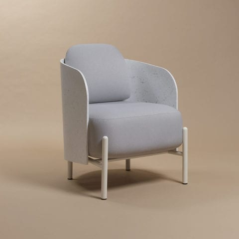 Fauteuil Art de Noma Editions - The Invisible Collection