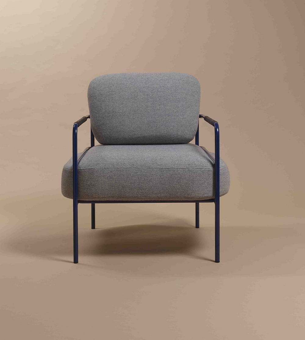 Laime Fauteuil de Norma Editions - The Invisible Collection
