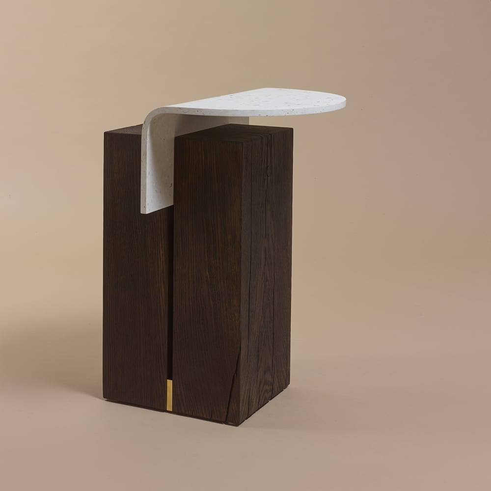 Table Basse Ghan by Noma Editions - The Invisible Collection