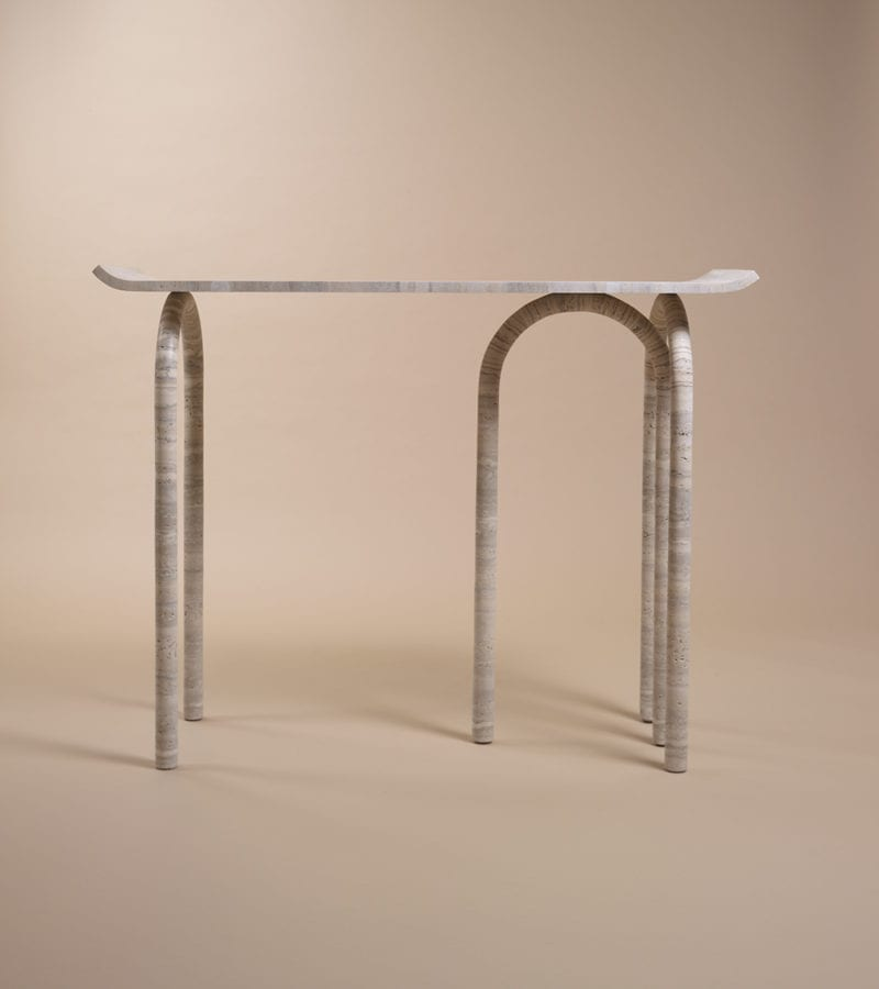 Arca Console by Noma Editions - The Invisible Collection