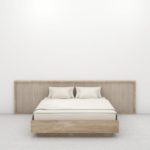 Samba 3 Bed & Headboard