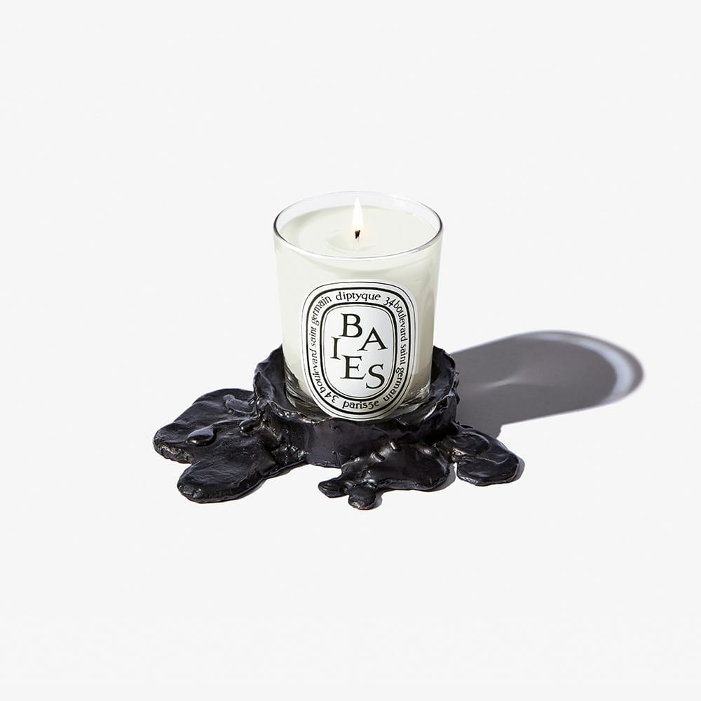 The_Invisible_Collection_Diptyque_Osanna_Visconti_Black_Candle_Holder_Small