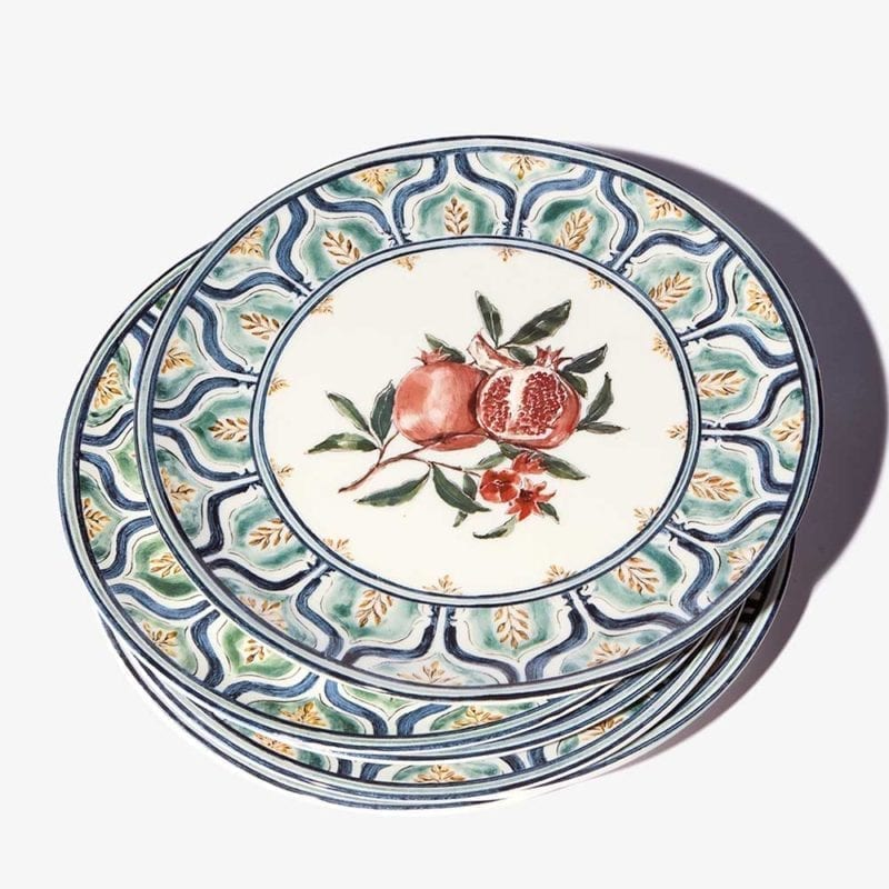 The_Invisible_Collection_Laboratorio_Paravicini_Pomegranate_Plate_Collection