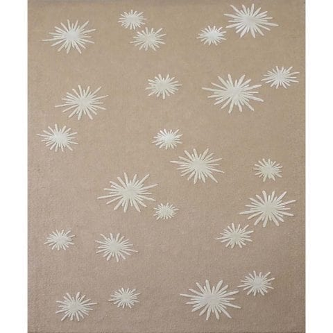 The Invisible Collection White Sun Rug 2 Damien Langlois-Meurinne