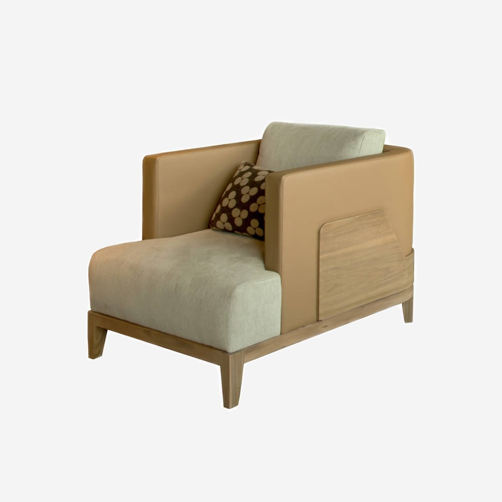 The Invisible Collection Shell Armchair Elliott Barnes