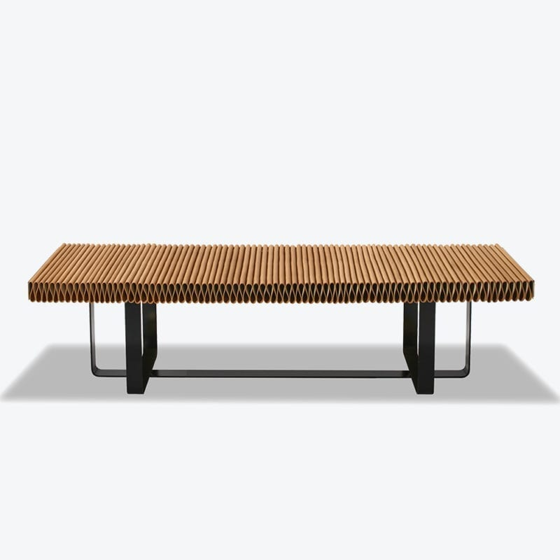 The Invisible Collection Endless Summer Bench Francesco Balzano