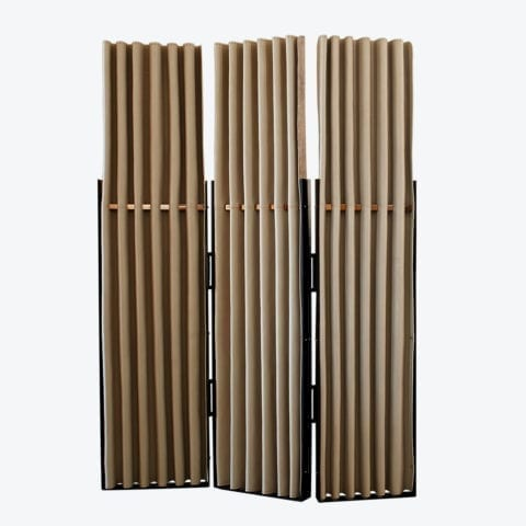 The Invisible Collection Onde Folding Screen Elliott Barnes