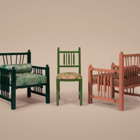 Delightful Chairs by Laura Gonzalez