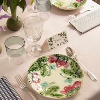 The Invisible Collection Lunéville Dinner Set For 12 Diner En Ville