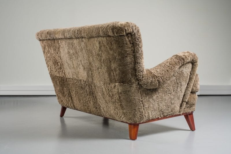 The Invisible Collection Dux 1960 Sofa Norki