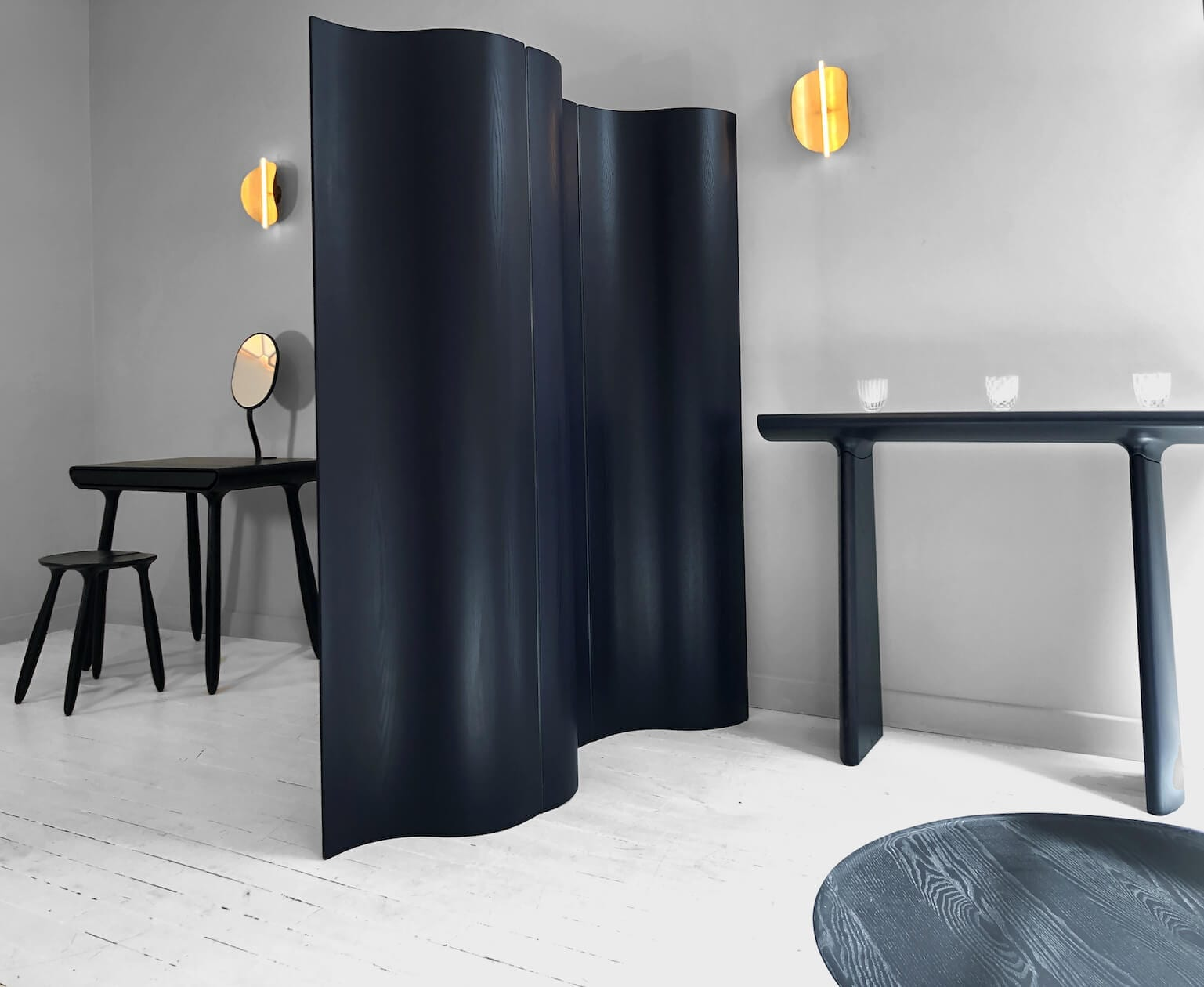 The Invisible Collection Nami Folding Screen Victoria Magniant