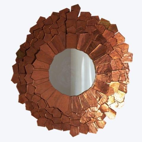 Miroir Ecailles