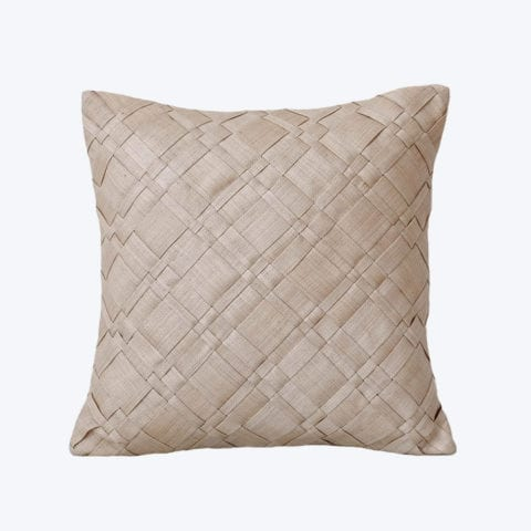 Pandan Weave Cushion Cover