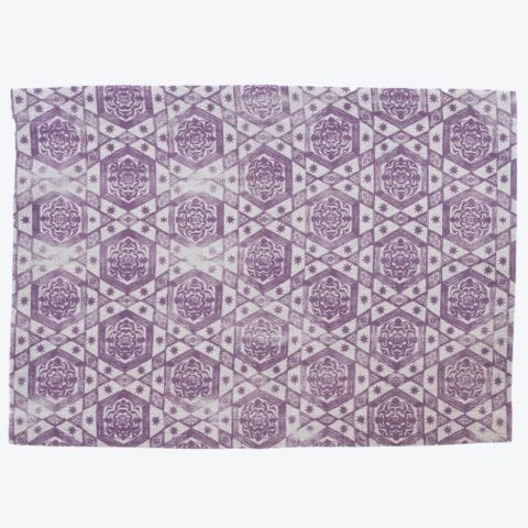 Etoiles Prune Placemat