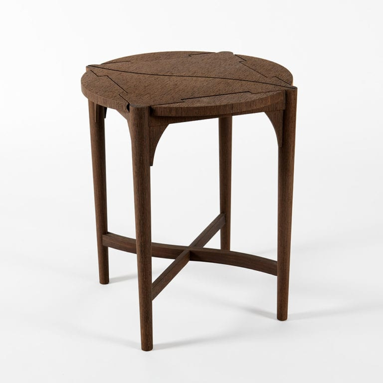 TheInvisibleCollection Okeanis Side Table RDAI