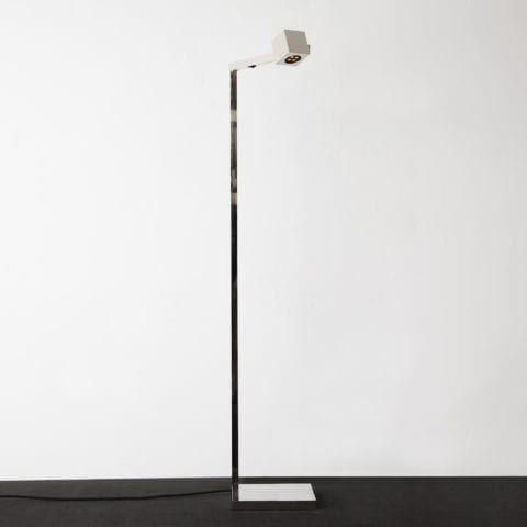 Marienbad L Floor Reading Lamp