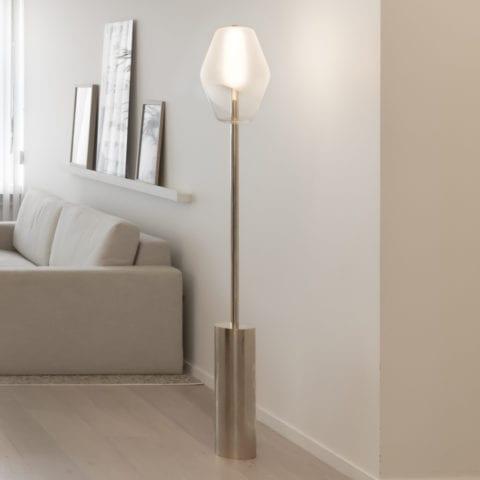 Parisienne Montmartre Floor Lamp