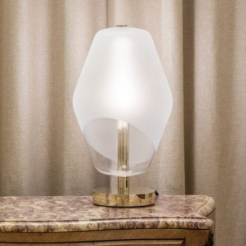 Parisienne St Germain Table Lamp
