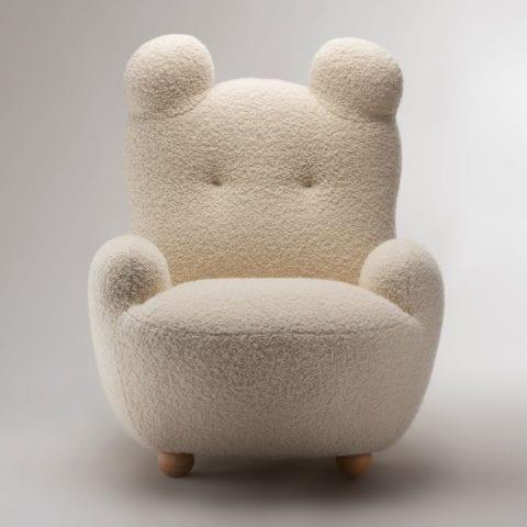 Papa Bear Armchair