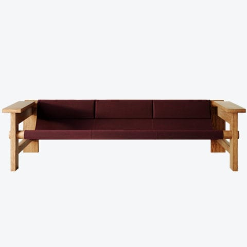2020.01 Sofa Three-Seater
