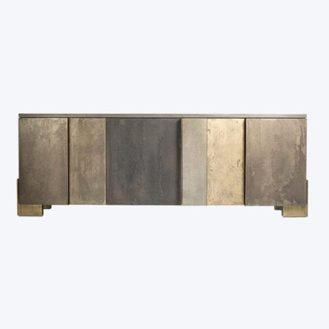 The Invisible Collection - Pierre Bonnefille - Enfilade Bloc Partition Bronze