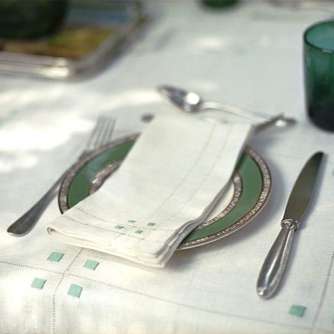 Art Deco Napkin