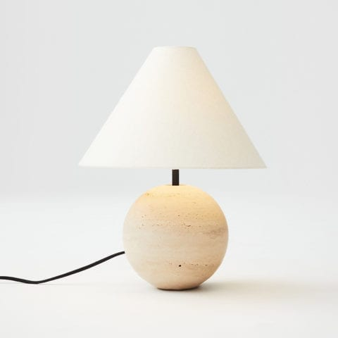 The Invisible Collection - Louise Liljencrantz - Arrow Table Lamp