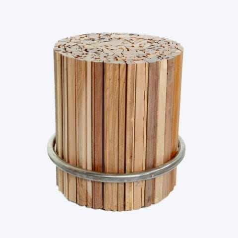 Tabouret Moulures