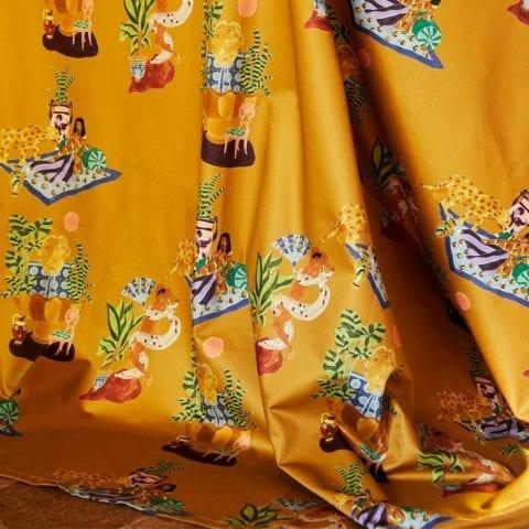 Paresse Méditerranéenne Tablecloth
