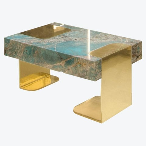 Amazonite SR Coffee Table