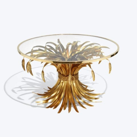 The Invisible Collection - Wheat Table by Goossens Paris