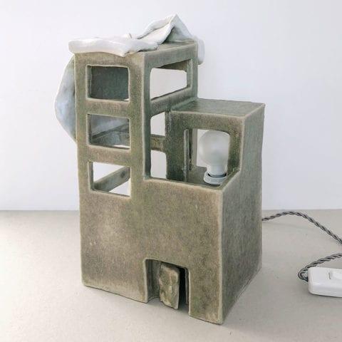 Wolfer Lamp