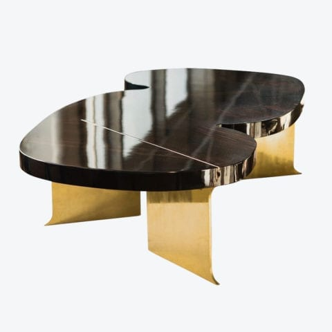 Icarus Ebony 2 Coffee Table